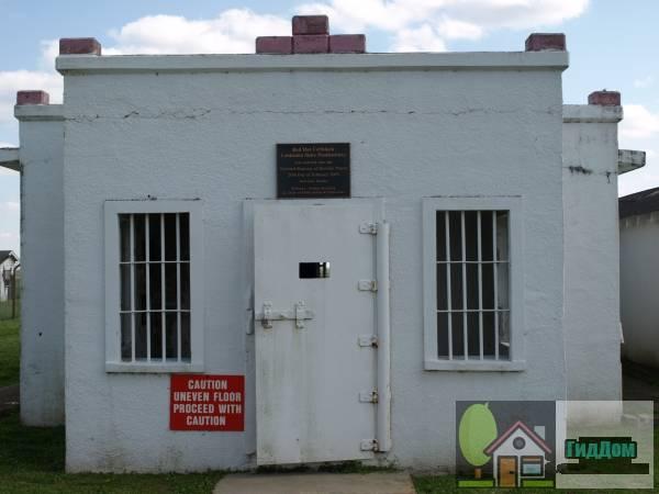 the history of angola prison in louisiana